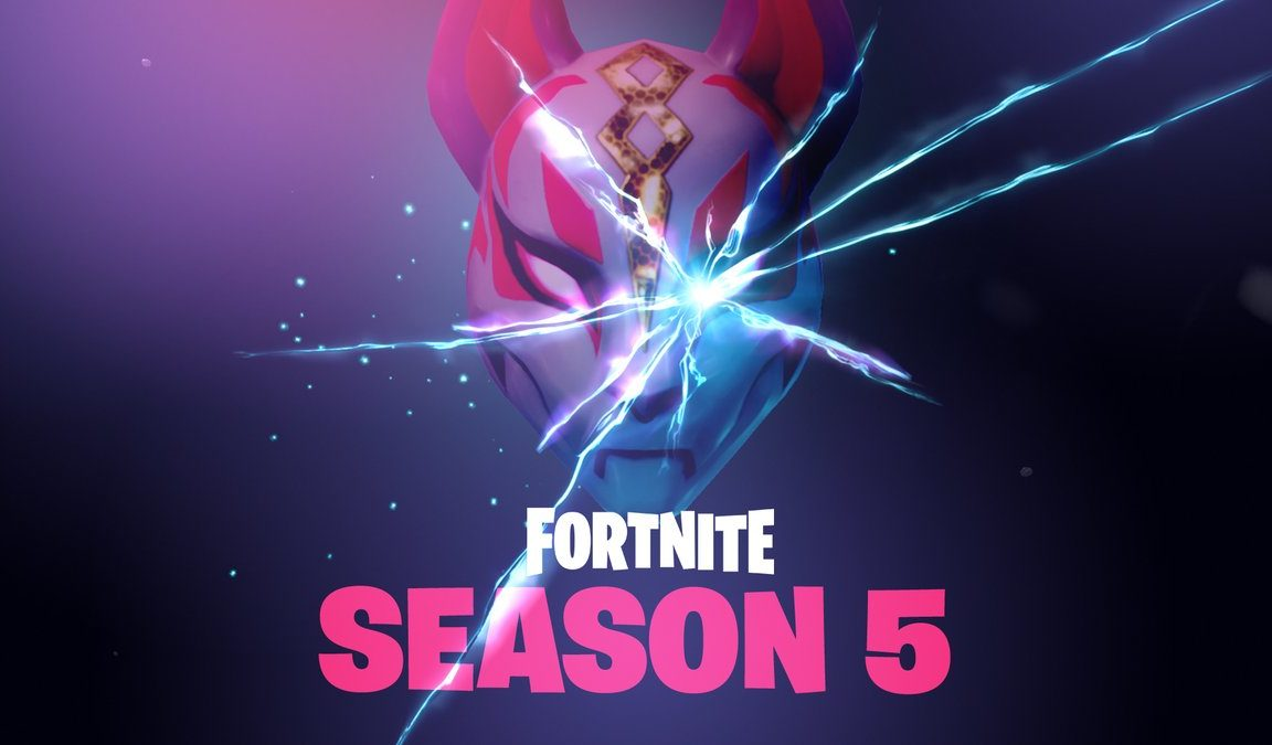 Fans are furious about Fortnite Season 5 cos it didn't live up to