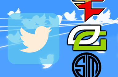Biggest Esports Teams on Twitter