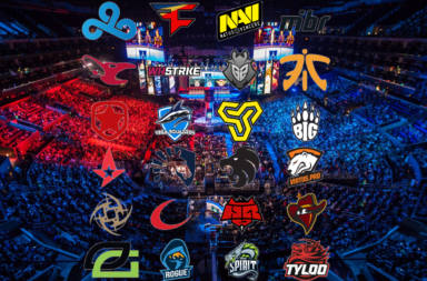 CS:GO Major Teams