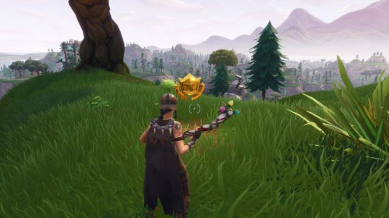 Fortnite Week 8 Search Between 3 Different Oversized Seats Guide