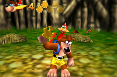 Banjo Kazooie's Creator Supports Banjo Kazooie in Smash Bros Ultimate