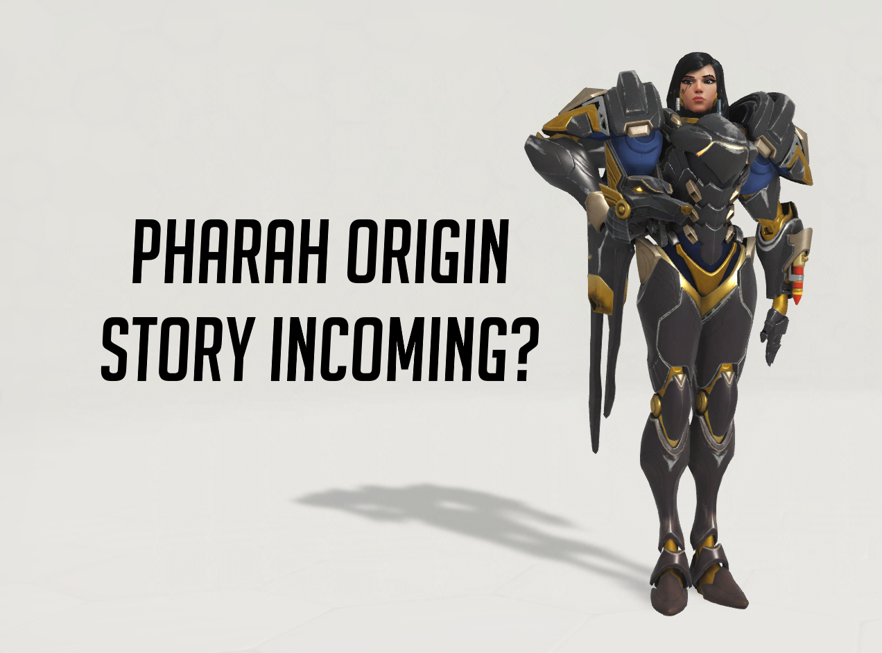 Could Pharah Overwatch Origin Story Short Be Coming Next Elecspo