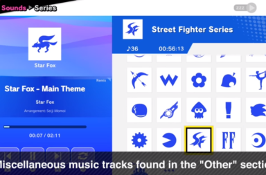 Smash Bros Ultimate Music Leaks - 849 Tracks Leaked for Smash Ultimate
