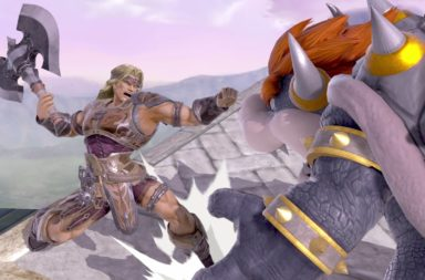 New Smash Bros Ultimate Characters: Simon Belmont, King K Rool,, Chrom