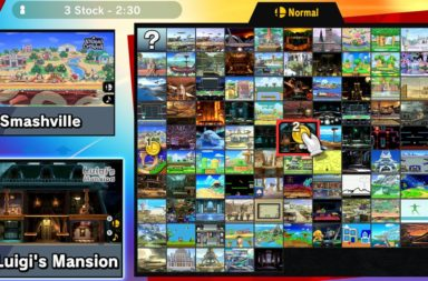 CoroCoro Leaks 108 Super Smash Bros Ultimate Stages - What Will They Be?