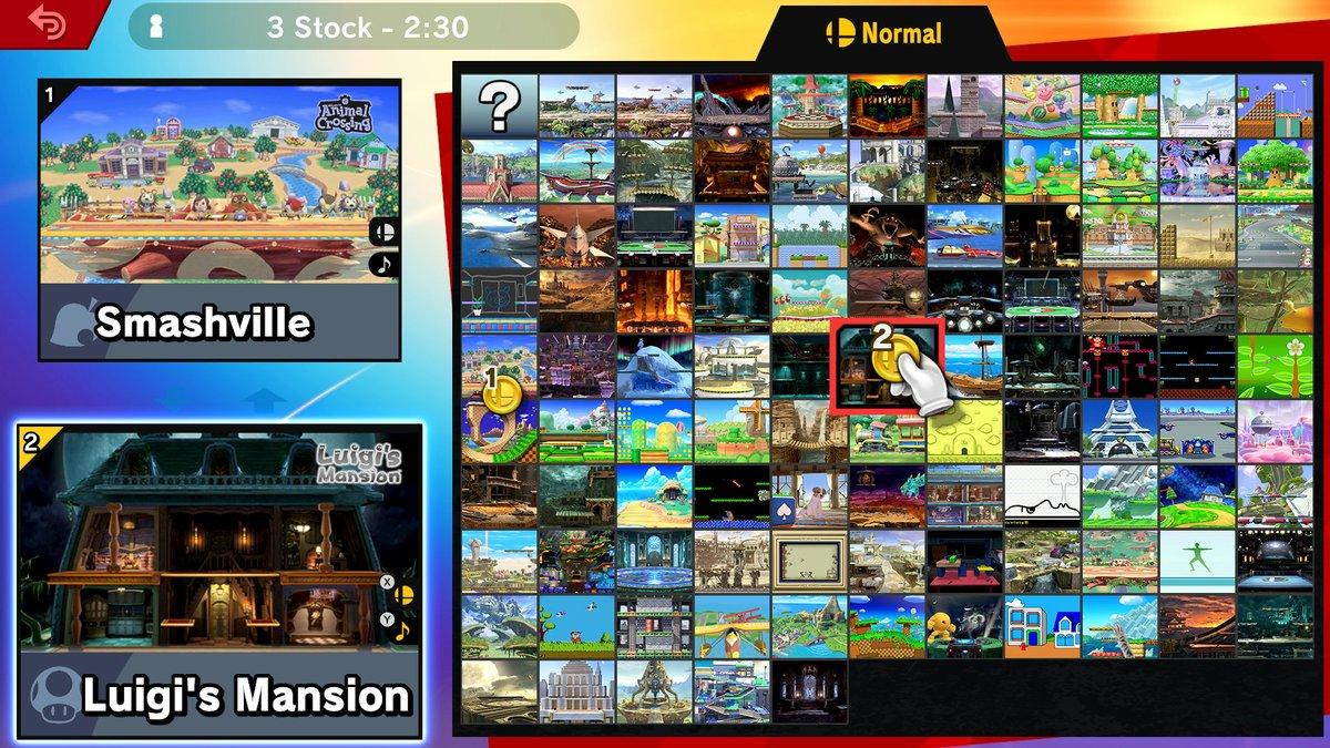 Corocoro Leaks 108 Super Smash Bros Ultimate Stages What Will