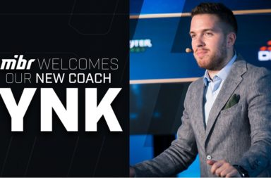 New MIBR Team Coach YNk