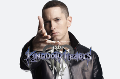 New Eminem Album Samples Music from Kingdom Hearts