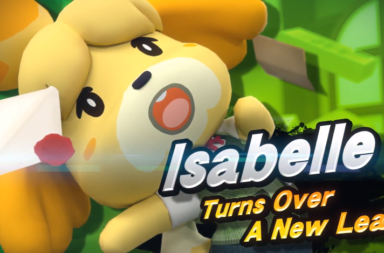 Isabelle in Smash Bros Ultimate & Switch Animal Crossing Confirmed in Nintendo Direct!