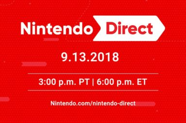 Nintendo Direct September 13 Announced - New 3DS, Switch, Smash Ultimate News