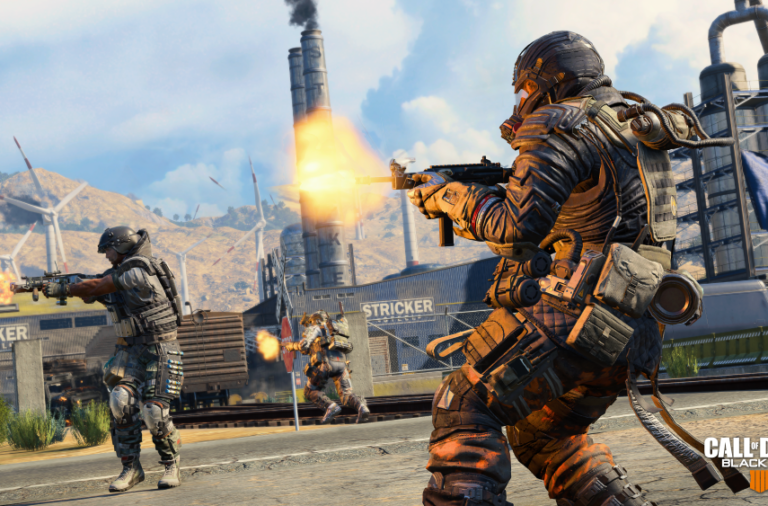 Call of Duty: Black Ops 4 Sets Record Sales & Twitch Hours