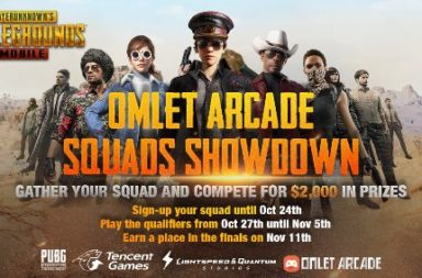 Compete for Money in PUBG Mobile NA Squad Tournament!