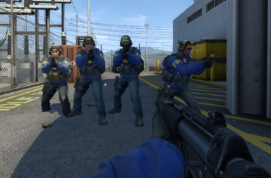 New CS:GO Update Adds FBI and MP5 in CS:GO Competitive