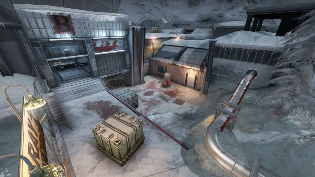 CS:GO Subzero Map