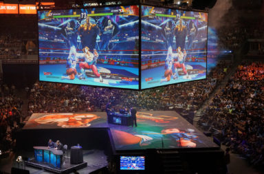 Top 5 Best Fighting Game Esports