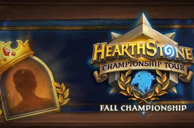 Get Free Hearthstone Packs in the HCT Fall Championship