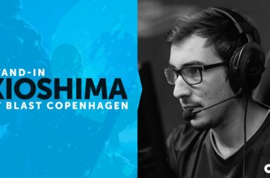 kioshima to Cloud9 for BLAST Pro Series Copenhagen!