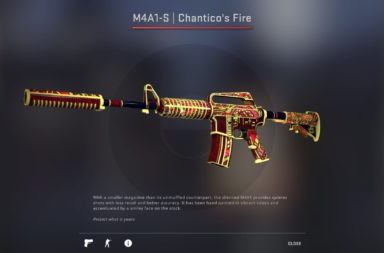 Top 5 Best M4A1S Skins In CS:GO