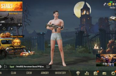 PUBG Mobile Halloween - How to Play Night Mode & Get Halloween Skins
