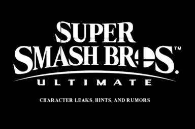 All Super Smash Bros Ultimate Character Leaks, Hints & Rumors