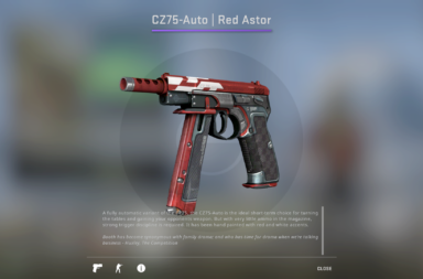 Top 5 Best CZ75 Skins in CS:GO