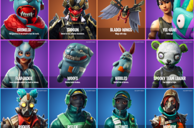 Halloween Fortnite 2020 Fortnite Halloween Skins Archives   Elecspo