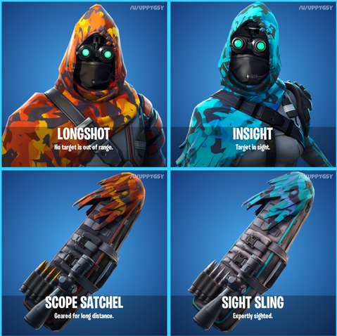 Fortnite 6.31 Leaked Skins - Fortnite Winter Skins