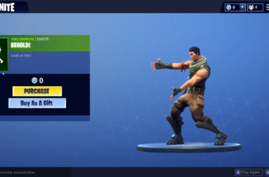 Fortnite Gifting System Coming Soon According to Fortnite Leaks