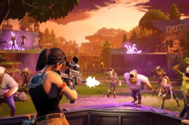New Fortnite Gun Leak - Ghost Pistol Coming to Fortnite STW