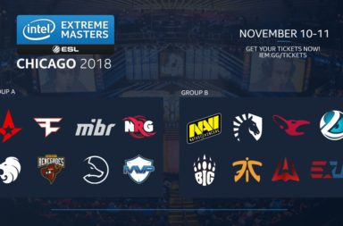 IEM Chicago 2018 Group Stage Predictions and How To Watch
