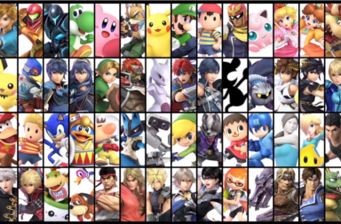 Characters in Smash Bros Ultimate Revealed by Leaks