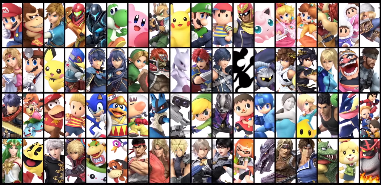 smash brothers ultimate character unlock guide
