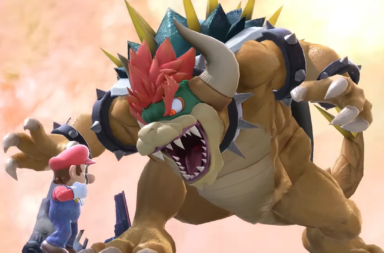 New Smash Bros Ultimate Bosses Leaked Include Marx, Ganon, Crazy Hand