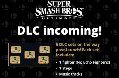 When is Smash Bros Ultimate DLC Coming Out?