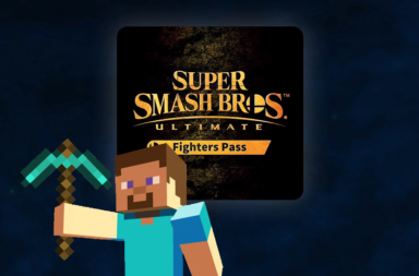 Smash Ultimate Leak - Minecraft Steve and Square Enix DLC Characters?