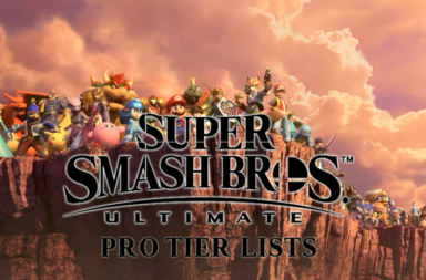 New Smash Bros Ultimate Tier Lists by ZeRo, Nairo, Dabuz, Abadango, Marcbri