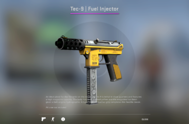 Top 5 Best Tec-9 Skins in CS:GO