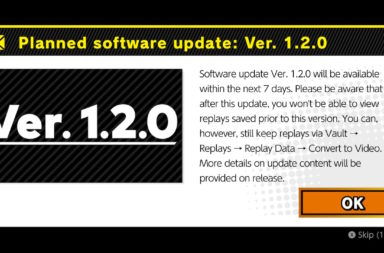 Super Smash Bros Ultimate Patch 1.2.0 - Spirits Event, Replays, Online Updates?