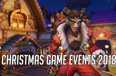 Best Christmas Game Events 2018 - Overwatch, LoL, Fortnite & More