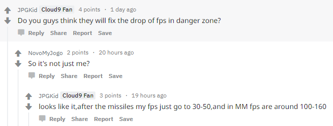 CS:GO Danger Zone Lag FPS Drops