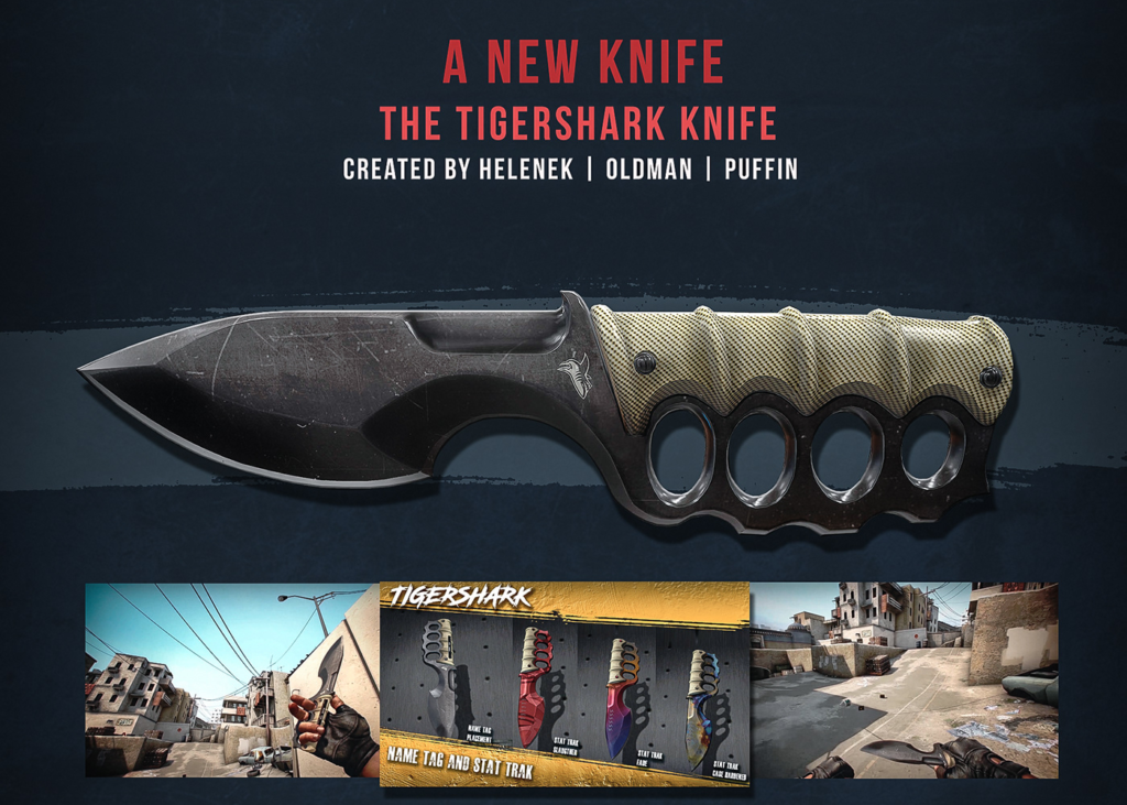 New CS:GO Operation Knife