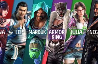 Tekken 7 DLC - Negan, Armor King, Marduk Gameplay Trailers