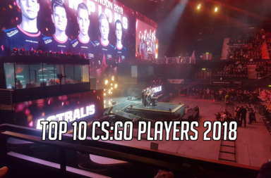 Top 10 CS:GO Players 2018