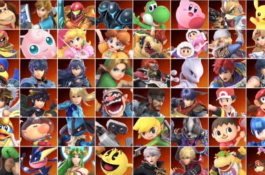 Super Smash Bros Ultimate Character Unlock Chart - Unlock All Characters