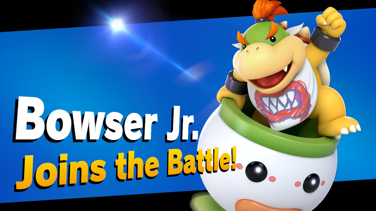 How To Unlock Bowser Jr In Smash Bros Ultimate Elecspo