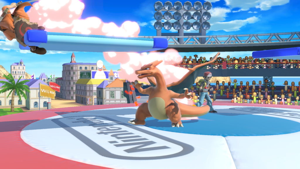 Best Smash Bros Ultimate Heavyweights - Charizard