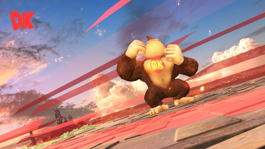 Best Smash Ultimate Characters for Beginners - Donkey Kong