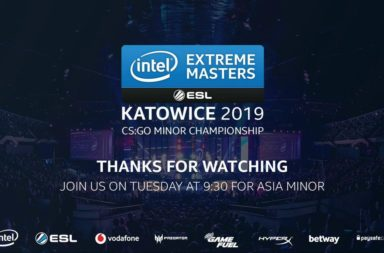 IEM Katowice EU & CIS Minor Results - ENCE, Vitality, AVANGAR, Spirit Qualify