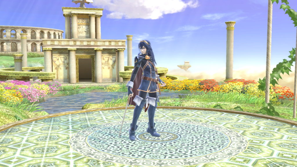 Best Smash Bros Ultimate Characters 2019 - Lucina