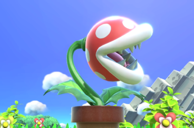 Piranha Plant DLC Release Date Confirmed for February